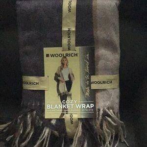 Cozy Blanket wrap